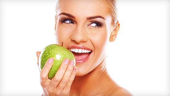 процедура отбеливания зубов в стоматологии